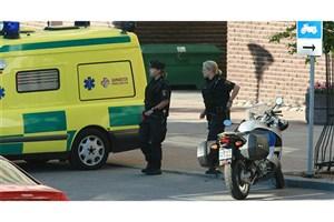 انفجار در استکهلم سوئد/چندین نفر زخمی شدند