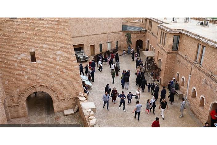 ثبت 36هزار بازدیدکننده از محوطه میراث جهانی شوش