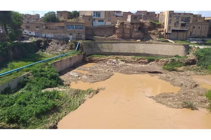 پایش کامل آثار تاریخی خوزستان پس از سیل