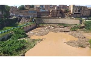 ۱۱۰ روستای سوادکوه براثر سیل خسارت دید