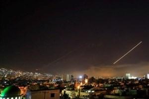پدافند هوایی سوریه چندین هدف متخاصم را بر فراز حلب سرنگون کرد