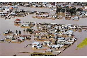 وزارت دفاع پایش هوایی و مهندسی مناطق سیلزده را برعهده گرفت