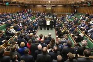 پارلمان انگلیس برای سومین بار برگزیت را رد کرد