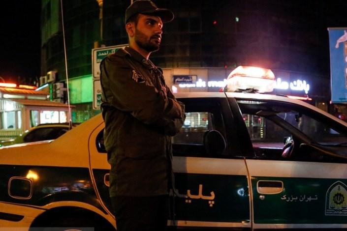 گشت های پلیس پیشگیری