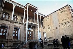 ایران زیبا/گزارش تصویری عمارت آصف وزیری