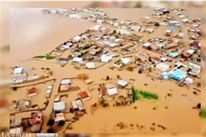 گزارش اختصاصی از مناطق سیل زده استان گلستان