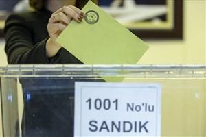 پیروزی حزب عدالت و توسعه در انتخابات شهرداری های ترکیه