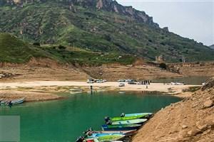 بازدید روزانه  10 هزار گردشگر نوروزی از دریاچه سد دزفول