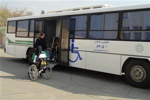 استقرار اتوبوسهای مناسب سازی شده در ۱۵ میدان اصلی شهر