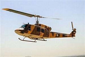 پرواز بالگردهای هوانیروز ارتش به پلدختر/ پل ارتباط هوایی برقرار شد