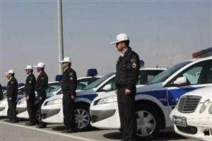 آمادهباش کامل پلیس راهور تهران بزرگ در روز طبیعت