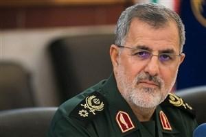 اعزام بالگردها و امکانات نیروی زمینی سپاه به مناطق سیل زده استان لرستان