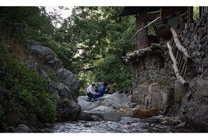 سامانه هشدار سریع سیل در رودخانه شمالی تهران نصب شد