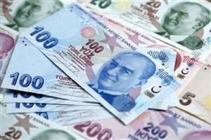 ارزش لیر ترکیه یک بار دیگر کاهش یافت