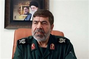 بکارگیری پهپادهای سپاه در رصد مناطق سیلزده/اعزام واحدهای مهندسی