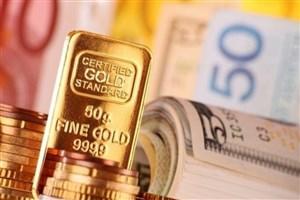 کاهش یک دلاری قیمت طلا / هر اونس ۱۲۸۶.۳ دلار