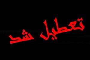 تمامی مراکز آموزش عالی استان لرستان تا ۲۱ فروردین تعطیل شدند