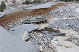 خسارت سیل اخیر به راهها و ابنیه فنی 1600 میلیارد تومان برآورد میشود