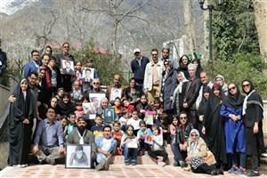 روز طبیعت در کنار خانوادههای اهداکننده عضو در بوستان نفس