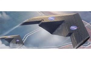 ساخت نسل جدید بال هواپیما