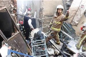 مرگ مرد 48 ساله  بر اثر ریزش آوار در منطقه بازار آهن شادآباد