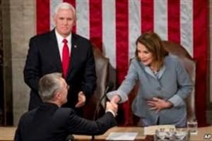 دبیرکل ناتو در کنگره آمریکا سخنرانی کرد