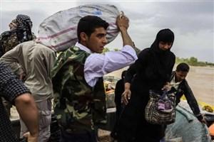 تخلیه 100 روستای خوزستان به علت خطر سیلاب