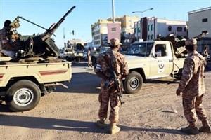 پیشروی نیروهای دولت حاکم بر شرق لیبی