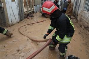 اعزام سومین کاروان عملیاتی-امدادی شهرداری تهران به «پلدختر»