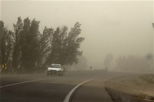 تندباد در آبادان و خرمشهر به ۶۵ کیلومتر بر ساعت رسید