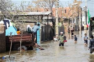 کمک مراجع عظام تقلید به کمیته امداد برای سیلزدگان کشور