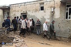 بازدید دکتر طهرانچی از شهرستان سیل زده پلدختر