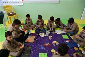 تجهیز همه مدارس ابتدایی مرکز تهران به اتاق های بازی فکری