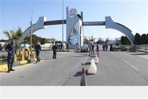 عقب نشینی نیروهای خلیفه حفتر از فرودگاه طرابلس
