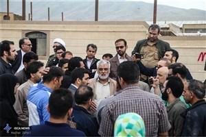 دکتر طهرانچی : دانشجویان دانشگاه آزاد اسلامی در مناطق سیلزده نگران شهریههای خود نباشند