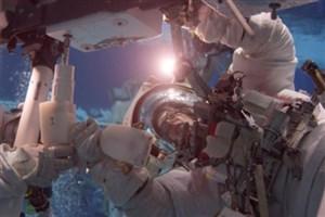 پیوند انسان و ربات در فضا