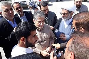 تداوم فعالیت های دانشگاه آزاد اسلامی تا پایان پاکسازی مناطق سیلزده