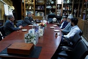 جلسه رؤسای فدراسیون دانشگاهی و تکواندو برگزار شد