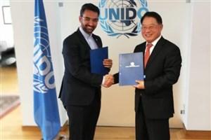 امضای تفاهمنامه همکاری میان وزارت ارتباطات و سازمان توسعه صنعتی ملل متحد