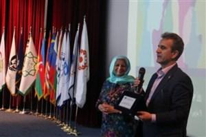 عالیترین نشان انجمن بینالمللی مدارس مددکاری اجتماعی به ایران اهدا شد