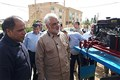 Qazvin IAU Unveils Horizontal Directional Drill to Dredge Flooded Areas