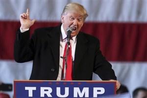 کارزار انتخاباتی ترامپ 30 میلیون دلار جمع کرد
