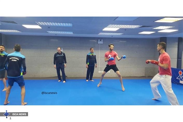 اختصاصی ایسکانیوز از چین؛ گزارش تصویری از کاراتهکاران دانشگاه آزاد اسلامی در ماکائو