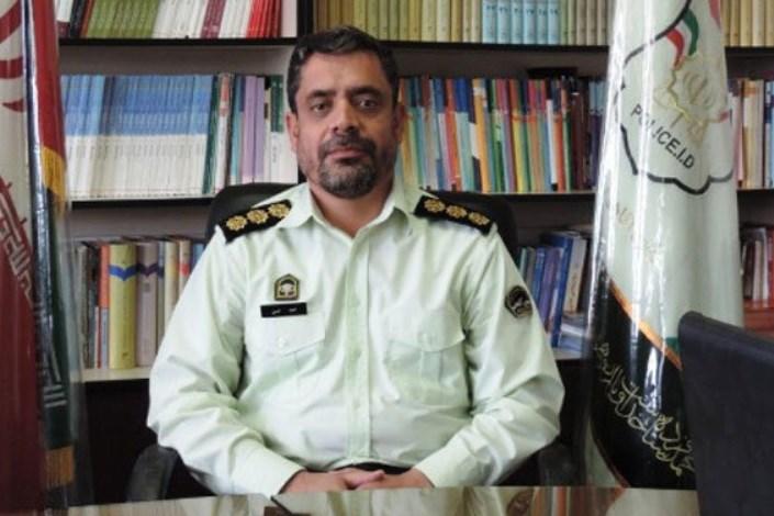 سرهنگ احمد کرمی