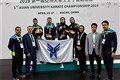 IAU Karatekas Shine at 1st Asian University C'ship