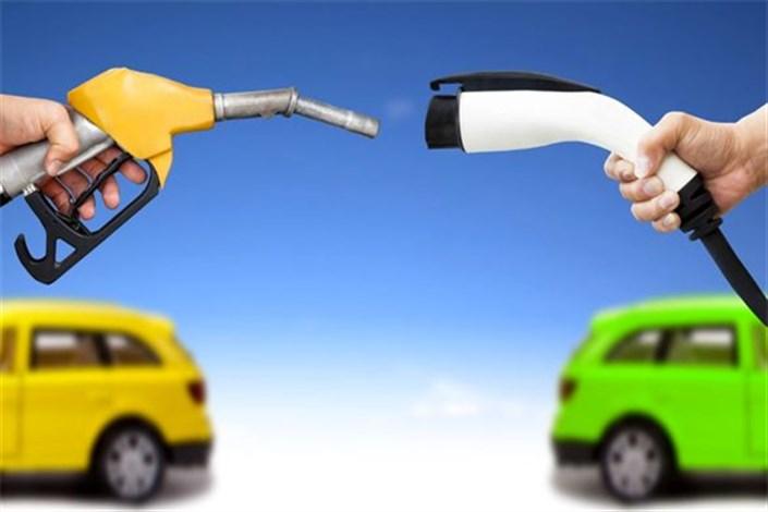 خودروی بنزینی