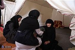 قرارگاه های جهادی فرعی دانشگاه آزاد اسلامی  در مناطق سیل زده اهواز