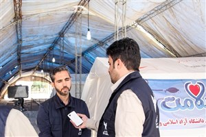 جزئیات فعالیت قرارگاه دانشگاه آزاد اسلامی در مقر شهدای هویزه