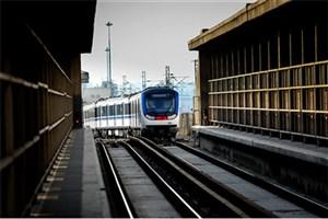 ورود اولین  واگن ایرانی به خطوط ریلی متروی تهران