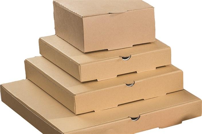 جعبه پیتزا